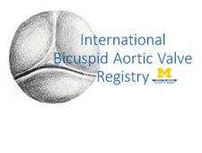 bicuspid aortic valve registry