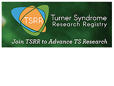 turner syndrome research registry